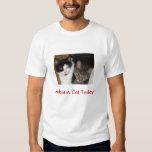 Adopt A Cat Today!!  T-Shirt