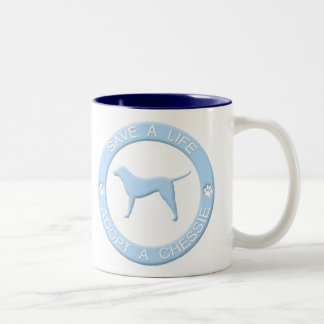 Adopt a Chessie Mug