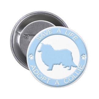 Adopt a Collie Button