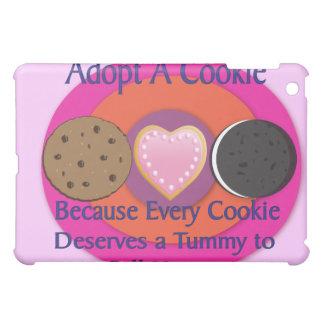 Adopt a Cookie IPad Case