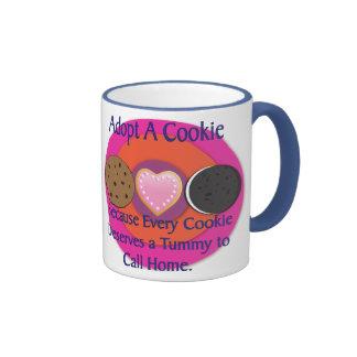 Adopt a Cookie Mug