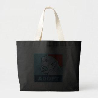 Adopt a Dog Bag