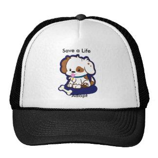 Adopt a Dog Trucker Hat