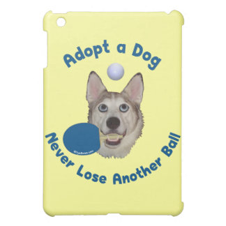 Adopt a Dog Ping Pong iPad Mini Cases