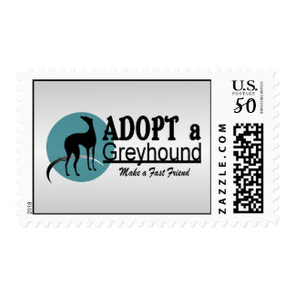 Adopt a Greyhound Pet Adoption Postage