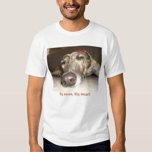 Adopt a greyhound. T-Shirt