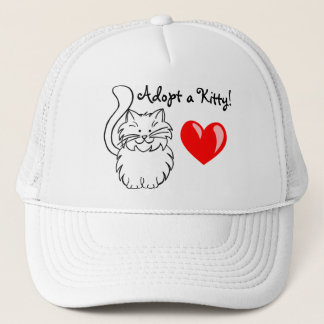 Adopt a Kitty hat