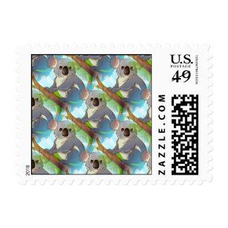 Adopt A Koala! Stamp