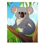 Adopt A Koala! Postcards