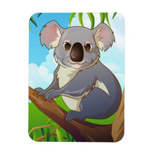 Adopt A Koala! Rectangle Magnet