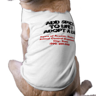 Adopt a Lab Partner Tee