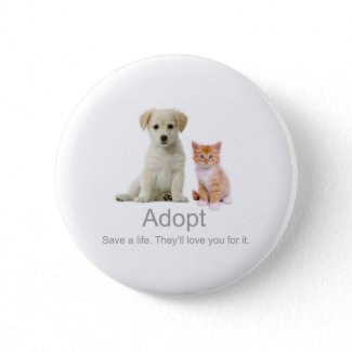 adopt a pet button