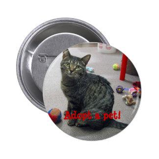 Adopt a Pet Button