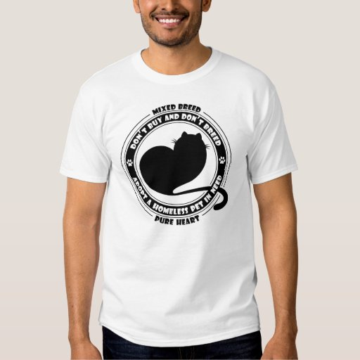 Adopt A Pet In Need T Shirt