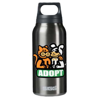ADOPT A PET INSULATED WATER BOTTLE
