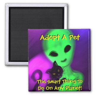 Adopt a Pet magnet