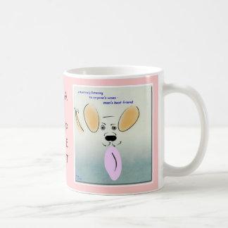 Adopt A Pet - Man's Best Friend Mug