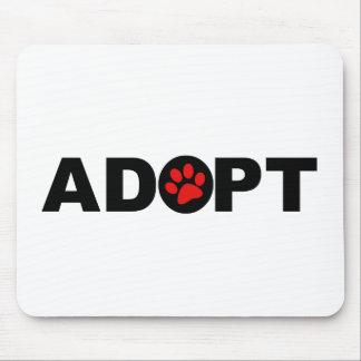 Adopt A Pet Mouse Pad
