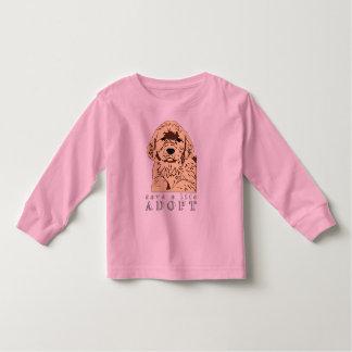 adopt-a-puppy shirt