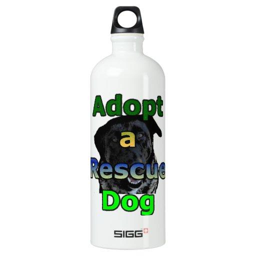 Adopt a Rescue Dog SIGG Traveler 1.0L Water Bottle