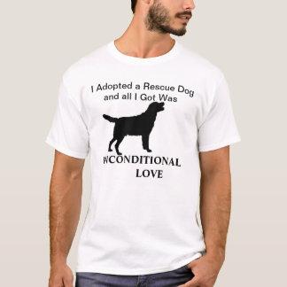 Adopt a Rescue Dog T T-Shirt