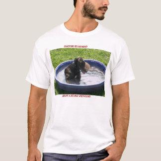Adopt a Retired Greyhound T-Shirt