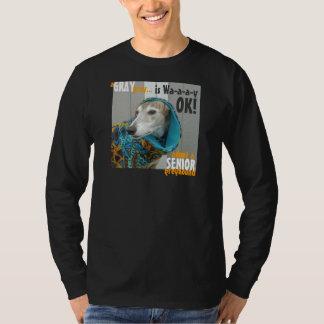 Adopt a Senior Greyhound T-Shirt