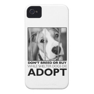 Adopt a Shelter Dog Case-Mate iPhone 4 Cases
