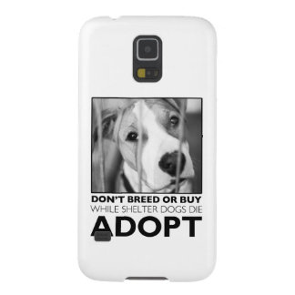 Adopt a Shelter Dog Case For Galaxy S5