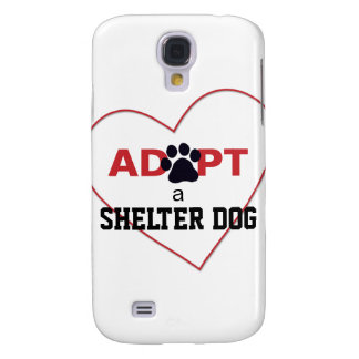 Adopt a Shelter Dog Samsung Galaxy S4 Covers
