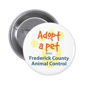Adopt a Shelter Pet Pins