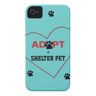 Adopt a Shelter Pet iPhone 4 Covers