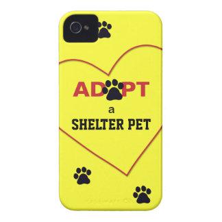 Adopt a Shelter Pet Case-Mate iPhone 4 Case