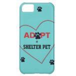 Adopt a Shelter Pet Cover For iPhone 5C