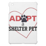 Adopt a Shelter Pet iPad Mini Case