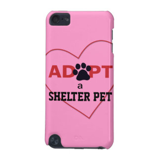 Adopt a Shelter Pet iPod Touch (5th Generation) Cover