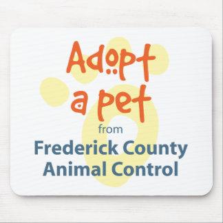 Adopt a Shelter Pet Mouse Pad