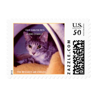 ADOPT A SHELTER PET ... POSTAGE