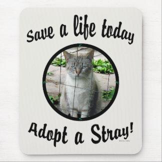 Adopt A Stray 1 Mousepad