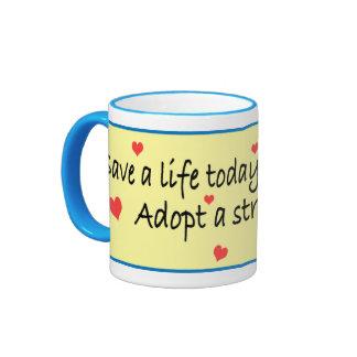 Adopt a Stray #2 Mug