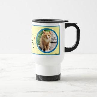 Adopt a Stray #2 Travel Mug