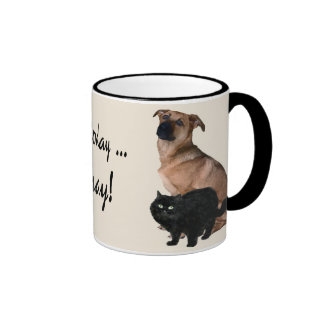 Adopt A Stray 3 Mug