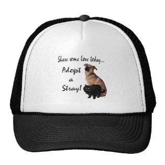 Adopt A Stray 3 Trucker Hat