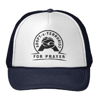 Adopt a Terrorist For Prayer Hat