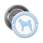 Adopt an Akita Button