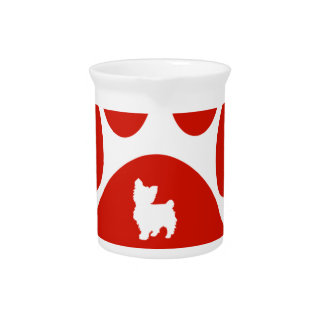 ADOPT ANIMALS BEVERAGE PITCHER