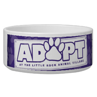 """Adopt at LRAV"" Pet Bowl"