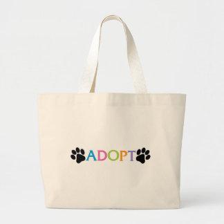Adopt Tote Bags