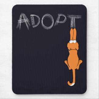 Adopt Cats Rusty™ Pet Adoption Mouse Pad