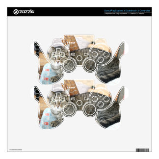 ADOPT Charlie PS3 Controller Decals